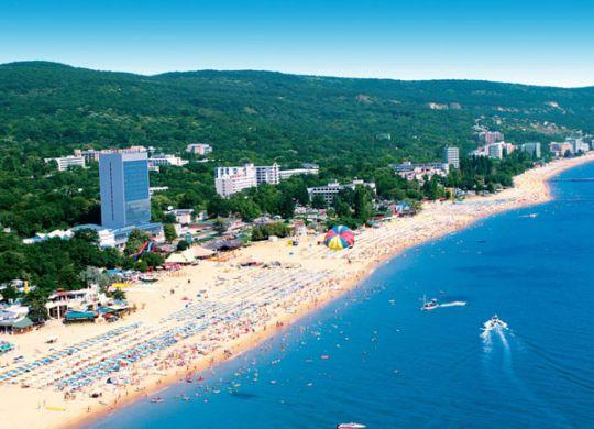 سواحل زیبای بلغارستان